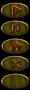 Sphinx-Buttons-olivgruenrot